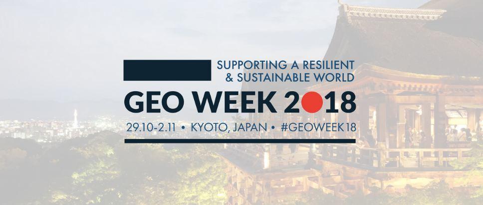 GEO WEEK 2018 IN KYOTO JAPAN